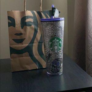 Starbucks glow in the dark tumbler